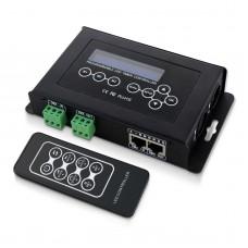 BC-100 DMX512 Light Controller LED Light Strip RGB Control DC9V LCD Display RF Wireless Remote