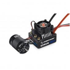 EzRun 3652SL G2 Brushless Sensorless Motor 5400KV + ESC MAX10 for 1:10 RC Car Truck
