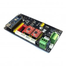 CNC Router 3 Axis Stepper Motor Driver Controller Main Board USB for DIY Laser Engrave Machine