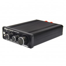 136W Digital amplifier HiFi Stereo Audio Signal Amplifier Treble Bass with Power Adapter A928