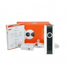 WiFi Panoramic IP Camera HD 720P Fisheye P2P Micro SD Wireless Network Audio Surveillance Night Vision Cam