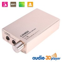 Headphone Audio Power AMP Digital Computer Stereo Headset Earphone Hifi Sound System Amplifier A970