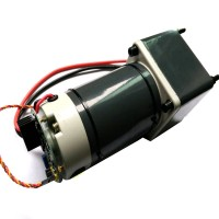 DHLG-01X Metal Servo 150W DC12-24V 1500KG/CM for Robot Mechanical Arm