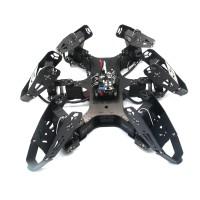 Robo-Soul CR-6 Hexapod Robotics Six-legged 18DOF Spider Robot Kit LDX-218 Digital Servo