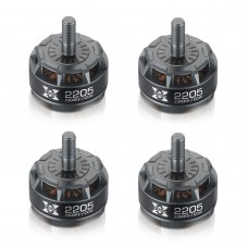 Hobbywing XRotor 2205 2300KV Brushless Motor CW CCW for FPV Racer Drone Quadcopter 2Pair