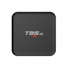 T95M TV Box Amlogic S905 Quad Core 64Bit Android 5.1 1GB 8GB DDR3 Set Top Box 4K HD 2.4GHz WiFi Media Player