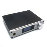 ALIENTEK D8 Hifi Audio Digital Headphone Amplifier 80Wx2 Coaxial Optical USB DAC Class D Amp+Power Supply PCM2704