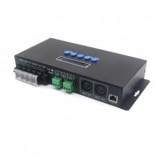 Artnet To SPI DMX Pixel Light Controller LED Light Control 16 Channels DC5V-24V 340P BC-216