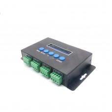 Artnet to SPI DMX Pixel Light Controller LED Light Strip DC5V-24V 4 Channels BC-204