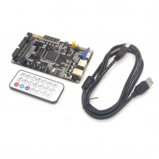 Altera CycloneIV FPGA Learning Board EP4CE6E22C8N 32Mbit SPI FLASH for DIY
