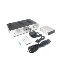 XiangSheng DAC-01A DAC Headphone Amplifier USB with Bluetooth Receiver Audio AMP Black Panel