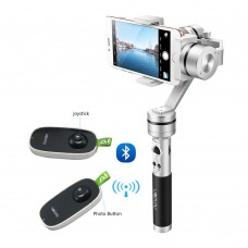 Aibird Uoplay 2S 3 Axis Gimbal Camera Stabilizer for Smartphone App Smart Tracking with Remote Controller