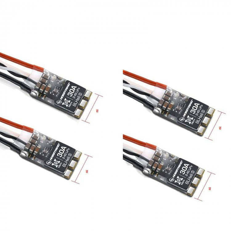 XRotor ESC Micro BLHeli-S 30A Electronic Speed Controller
