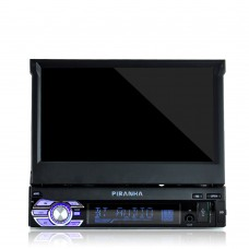 """7"""" HD Bluetooth Touch Screen Car MP4 Player Stereo Radio 2 DIN Support FM MP5 MP3 USB AUX 9601"""