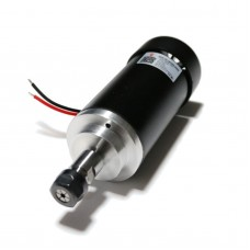 CNC 400w 0.4kw ER11 DC Brushed Spindle Motor Air cooling 2000-12000rpm DC24-52V for Engraving Millling Router
