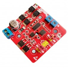 Servo Controller Driver Board Speed Controller 24V 160A for DC Gear Motor