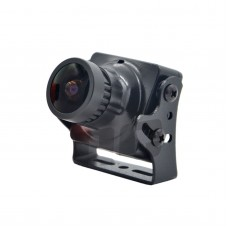 FOXEER Monster FPV Camera 16:9 HD 1200TVL PAL for Drone Quadcopter Black