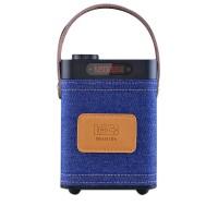 LOCI Audio Player Speaker Bluetooth 4.0 FM Radio MP3 Player Support U-Disk TF Card P70