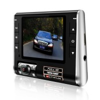 "2.7"" TFT LCD Car DVR Camera Recorder Full HD 1080P 30FPS G-Sensor Video Dash Recorder Cam K8000"