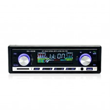 Bluetooth Car Stereo MP3 Audio Player FM Aux Input Receiver SD USB MP3 Radio In-Dash 1 DIN 930B