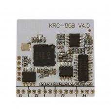 Bluetooth 4.0 Stereo Audio Receiver Modification Wireless Speaker Amplifier Audio Module KRC-86B