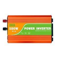 500W Pure Sine Wave Power Inverter DC24V to AC220V Converter for Home Solar System Car