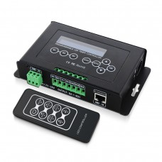 RGB RGBW Timer Controller DMX512 DC12V to DC36V LED Programmable Light Control BC-300