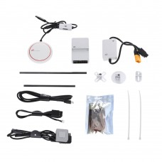 FPV A3 Flight Controller with GPS Compass PMU LED Module for DJI Multirotor Quadcopter Drone