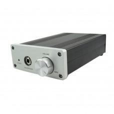 A6 AC220V HIFI Headphone Amplifier Class A POA2134 OP AMP for HD650 K701 Earphone Audio
