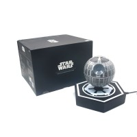 Star Wars Death Star Portable Magnetic Floating Levitating Wireless Bluetooth Speaker