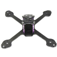 BBB 3B-R214 Quadcopter Frame 214mm 4 Axis Carbon Fiber Aluminum FPV Racing Drone
