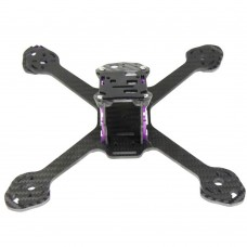 BBB 3B-R214 Quadcopter Frame 214mm 4 Axis Carbon Fiber Aluminum FPV Racing Drone