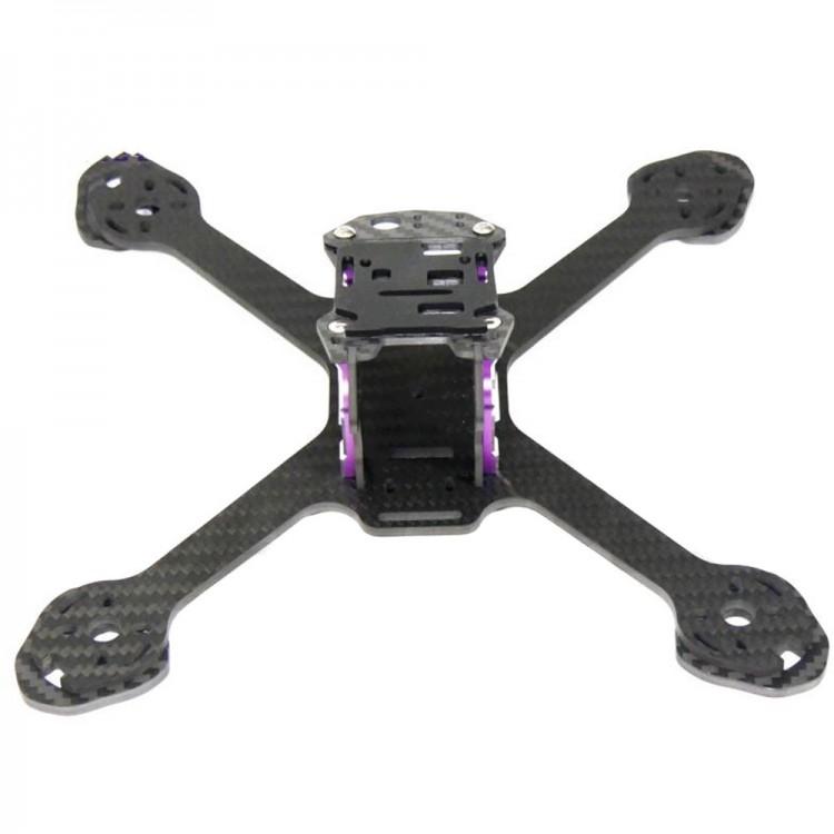 BBB 3B-R214 Quadcopter Frame 214mm 4 Axis Carbon Fiber Aluminum FPV ...