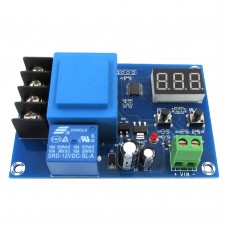 Digital Controller Lithium Battery Charging Control Module Switch Protection Board XH-M602