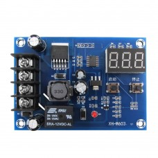 Lithium Battery Charging Controller Module Charging Control Protection Switch 12-24V XH-M603