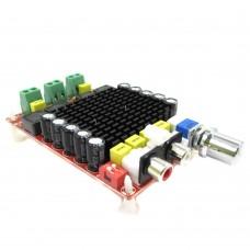 TDA7498 XH-M510 Digital Power Amplifier Board 2x100W DC14 to 34V for Audio Car