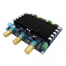 XH-M549 Digital Power Audio Amplifier Board TPA3116D2 150W+150W 2.0 Channel with Tone