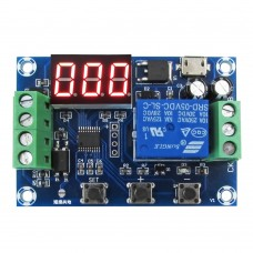 Digital Contorl Delay Output Module 5 Trigger Modes DC6V to 30V for DIY XH-M610