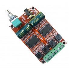 Digital HIFI Audio Amplifier Board Class D Dual Core Chip YDA138-E 20W+20W Output XH-M531