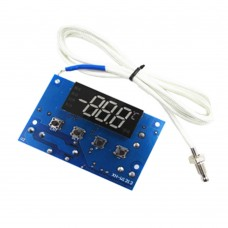 XH-W1313 Thermostat K Type Thermocouple DC12V Temperature Controller Switch Board 0-500C
