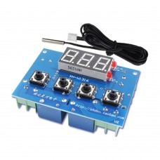 Thermostat Temperature Controller Module with Acceleration Control 2CH Relay Output XH-W1316