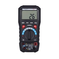 ADM20 True RMS Multimeter Digital Capacitance Frequency Temperature Tester Dual Display with USB Interface