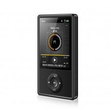 "X11 MP3 HIFI Music Player 8GB 2.4"" TFT Screen Support APE FLAC ALAC WAV WMA OGG MP3 Black"