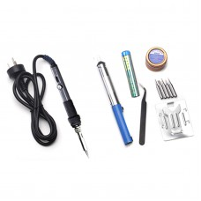 Anti Static Soldering Iron 60W 220V Electric Adjustable Temperature Welding Solder YIHUA 947 III