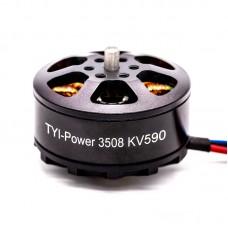 TYI Power 3508 Brushless Motor 590KV for Multirotor Quadcopter RC Plane Drone