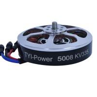 TYI Power 5008 Disk Brushless Motor 335KV for Multirotor Quadcopter RC Plant Protection UAV Drone