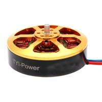 TYI Power 5010 Disk Brushless Motor 335KV for Multirotor Quadcopter RC Plant Protection UAV Drone