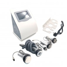 Ultrasonic Cavitation 5in1 Vacuum Radio Frequency Cellulite Removal  Skin Care Face Massage Body Beauty