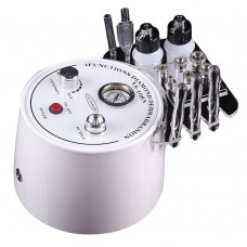 3 in 1 Diamond Vacuum Dermabrasion Peeling Microdermabrasion Spray Skin Care Beauty Machine