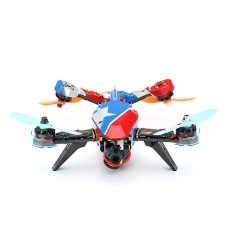 V Tail 210 FPV Drone 1080P HD DVR SP Racing F3 Flight Controller 5.8G 40CH 200mW VTX OSD ARF RC Multicopter